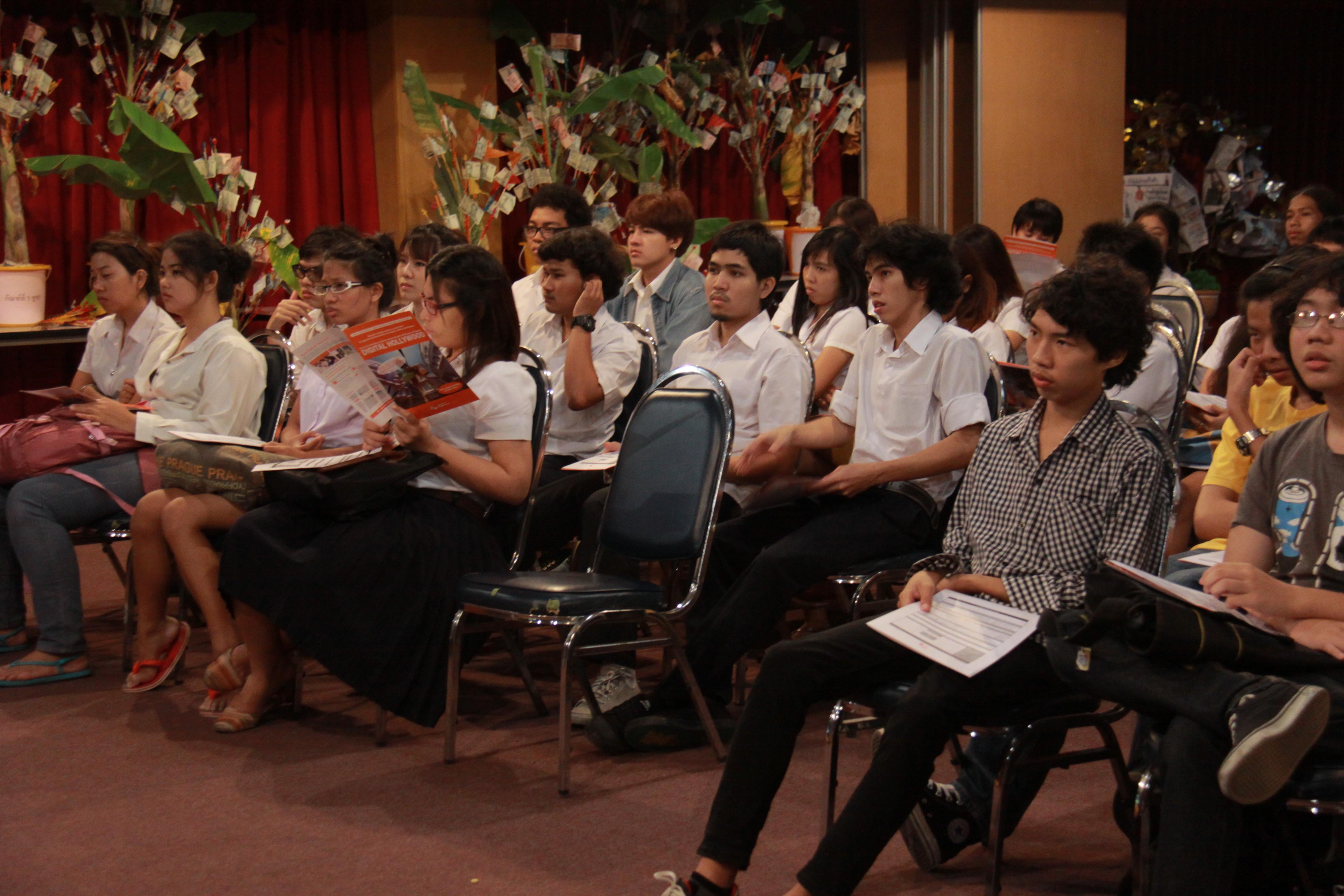 Road Show 14th TBS Digicon 2012